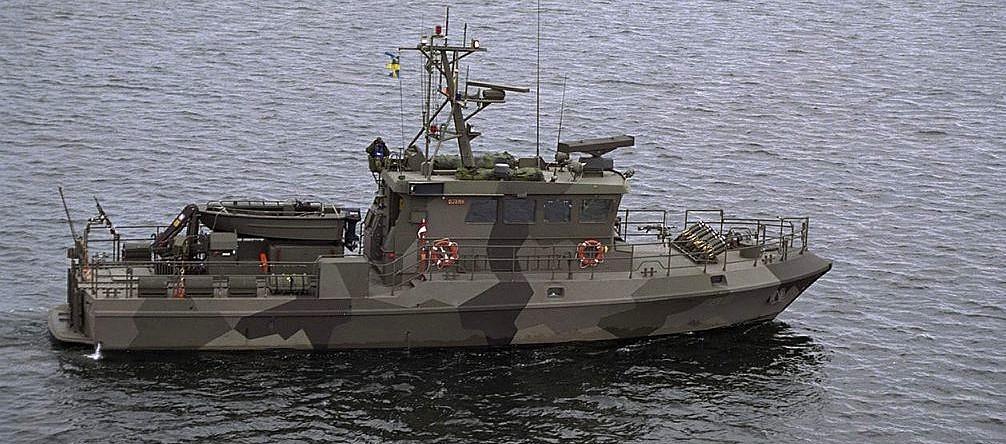 FMV väljer MTU-motorer till sina bevakningsbåtar